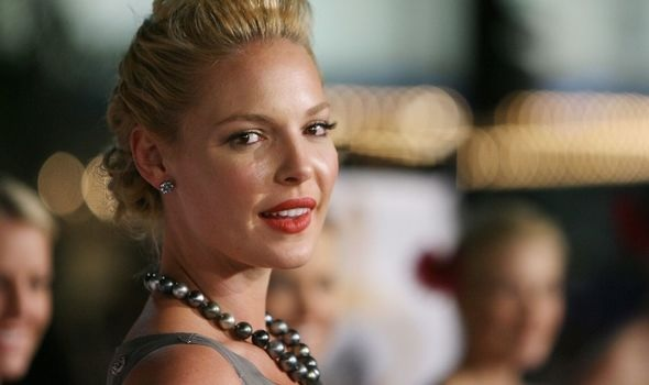 Heigl addressed the rumours in an interview with The New York Times (Image: GETTY)